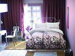 Фиолетовое постельное белье из ранфорса | SPIM.RU - Москва | 8-800-555-60-55