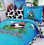 Черное постельное белье с животными | SPIM.RU - Москва | 8-800-555-60-55