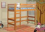 Деревянные кровати-чердаки. Купите детскую кровать-чердак из массива дерева! | SPIM.RU - Москва | 8-800-555-60-55