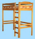 Кровати-чердаки с рабочей зоной и шкафом. — SPIM.RU — Москва