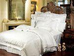 Белое постельное белье из вискозы | SPIM.RU - Москва | 8-800-555-60-55