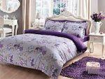 Лиловое постельное белье Турция | SPIM.RU - Москва | 8-800-555-60-55