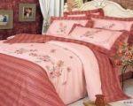 Коралловое постельное белье . Купите комплект постельного белья кораллового цвета в интернет-магазине | SPIM.RU - Москва