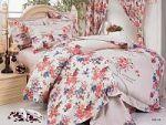 Коралловое постельное белье . Купите комплект постельного белья кораллового цвета в интернет-магазине — SPIM.RU — Москва