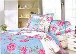 Голубое постельное белье из жаккарда. Комплекты жаккардового белья голубого цвета | SPIM.RU - Москва
