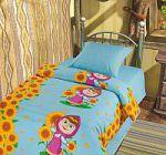 Желтое постельное белье для девочек | SPIM.RU - Москва | 8-800-555-60-55