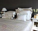 Серое постельное белье . Купите комплект постельного белья серого цвета в интернет-магазине — SPIM.RU — Москва