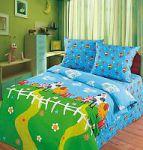 Голубое постельное белье Непоседа для мальчиков | SPIM.RU - Москва | 8-800-555-60-55