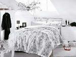 Белое постельное белье в клетку | SPIM.RU - Москва | 8-800-555-60-55