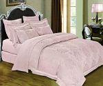 Розовое постельное белье с кружевом | SPIM.RU - Москва | 8-800-555-60-55