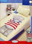 Кремовое постельное белье из бязи | SPIM.RU - Москва | 8-800-555-60-55
