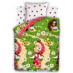 Красное дешевое постельное белье Непоседа | SPIM.RU - Москва | 8-800-555-60-55